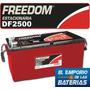 Bateria Freedom Df2500 Estacionaria 12v150ah Nautica Solar