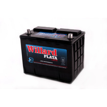 Bateria Autos Willard Ub590 (ub 590) Tiggo Accord