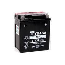 Bateria Yuasa Ytx7l-bs La Mejor!!! Moto Delta