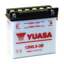 Bateria Yuasa 12 N5 3-b Para Motos! Oferta Imperdible!