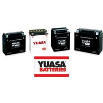 Bateria Yuasa 12n5.5-3b Para Ybr 125 Brazil