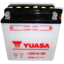 Bateria Yuasa 12n10-3b Y Muchas Mas!obviamente En Fas Motos