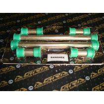 Banshee Blaster,perno Y Bujes Largo Parrilla Superior C/u