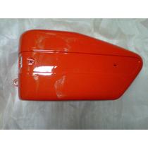 Cacha Guerrero Gmx 150 Naranja Izquierda- Dos Rueda Motos