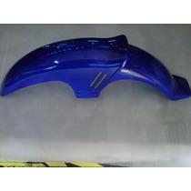 Guardabarro Delantero Zanella Rx 150 Azul - Dos Ruedas Moto