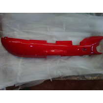 Cacha Lateral Guerero Flash Roja Izquierda - Dos Ruedas Moto