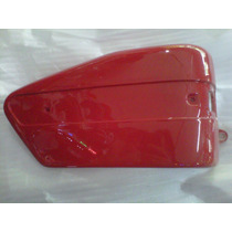 Cacha Mondial Hd 254 Roja Derecha - Dos Rueda Motos