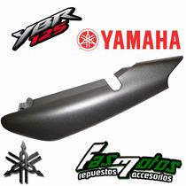 Colin Bajo Asiento Gris Yamaha Ybr 125 Original Fas Moto