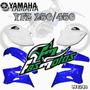 Kit Plasticos Yamaha Yzf 250/450 06/09 Italianos Fas Motos