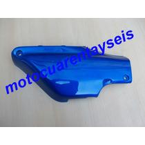 Cacha Cubre Bateria Beta 110 Wave Azul