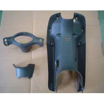 Kit Cubre Pierna Corven Energy 110 Gris - Dos Rueda Motos