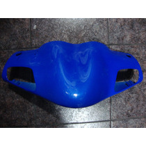 Cubre Optica Manubrio Scooter Motomel Vx150 Azul Fasmotos