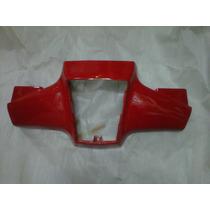 Cubre Optica Superior Guerrero Econo G90 Roja - 2r