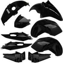 Kit De Plasticos Yamaha Fz 16 Hasta 2012 Solo En Fas Motos