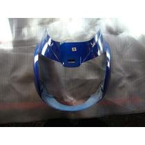 Cupulina Cubre Optica Bajag Pulsar Xcd 150 Azul - 2r