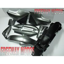 Kit Plasticos Yamaha Ybr 125 Completo En Freeway Motos !!