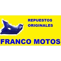 Cubre Pierna Brava Nevada 110cc Franco Motos Moreno