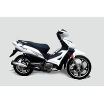Kit Plasticos Gilera Smash R 125cc Solo Franco Motos Moreno