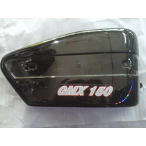 Cahca Lateral Guerrero Gmx 150 Negra Derecha - 2r