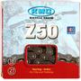 Cadena Kmc Z50 Para 18/21 Velocidades 1/2 X 3/32 116 Eslabon
