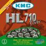 Cadena Para Bicicleta - Kmc Hl 710 Silver