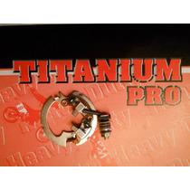 Cbx 250 Twister Honda.plaqueta De Carbones Titanium Pro