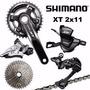Kit Transmision Shimano Deore Xt M8000 11 Vel Mountain Bike
