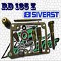 Kit Reparacion Carburador Yamaha Rd 135z Brasil Fas Motos!!!