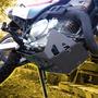 Cubre Carter Honda Tornado Xr300! Gris O Negro Envio Gratis!