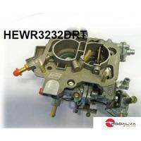 Carburador Hellux Renault 9- 11-19 Weber 2 Bocas 3232 Drt