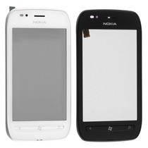 Touch Screen Nokia Lumia 710 Repuesto Lcd Vidrio Flex - Orig