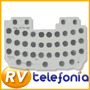 Membrana De Teclado Blackberry 9630 Tour Original Teclas