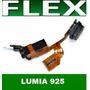 Flex Nokia Lumia 925 Pin De Carga Usb Microfono Jack Audio