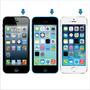 Flex Boton Power Iphone 5-5s-5c Apple Original
