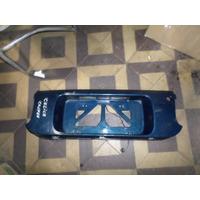 Portapatente Trasero Toyota Celica 94 Original Con Faros!