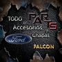 Reparacion Guardabarro Trasero 72/81 Ford Falcon Y Mas
