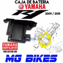 Caja Bateria Yamaha R1 2009 2014 Original Solo Mg Bikes