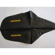 Funda De Asiento Suzuki Rm 125 250