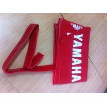 Yamaha Dt 125 175 Tapizado Replica Original Rojo