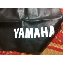 Yamaha Dt 125 175 Tapizado Replica Original Negro