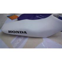 Funda De Asiento Honda Twister Blanca