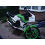 Sp1 Vendo Barrales De Kawasaki 125 Ar Impecable