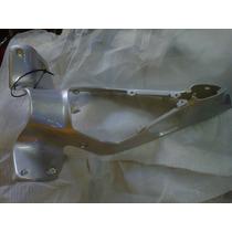 Cubre Pierna Central Corven Mirage 110 Gris - Dos Ruedas