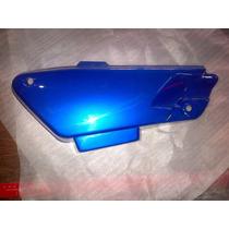 Cacha Inferior Guerrero Flash 110 Azul Derecha - Dos Rueda