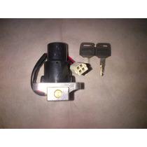 Llave Contacto / Tambor Arranque Yamaha Dt 125 - Dos Ruedas