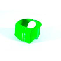 Carcaza Optica (verde) Quest Motomel
