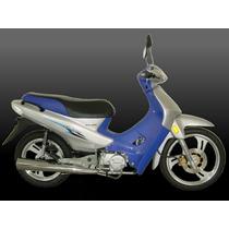 Kit Plasticos Gilera Smash 110cc Gris - 2r