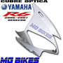 Carenado Farol Delantero Blanco Yamaha R6 Original Mg Bikes