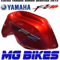 Cacha Tanque Derecha Fz 16 Original Yamaha 2012 Mg Bikes