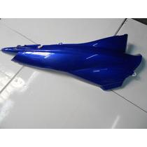 Cacha Lateral Bajo Asiento Mondial Ld 110 Max Azul Der Orig